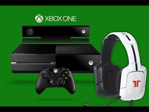 How To Setup Your Xbox 360 Headset For Xbox One Youtube