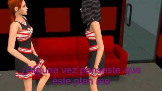 Los sims 2 Courtney (Parte 2)