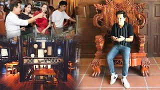 Trường Giang chứng minh độ giàu có,lần đầu lộ nhà hàng hoành tráng  rộng hàng nghìn m2 ở Vũng Tàu