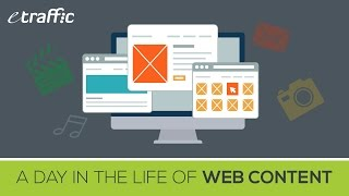 eTraffic Presents: A Day In The Life of Web Content
