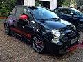 Fiat 500, 500X, Abarth 595 Turismo y Tipo, las novedades de la marca italiana