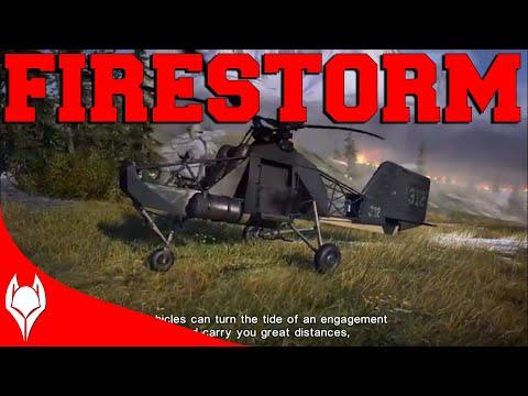 BATTLEFIELD V - FIRESTORM (Battle Royale) MOSTRATA IN VIDEO thumbnail