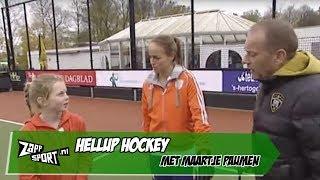 HELLUP! Hockey met: Maartje Paumen (2) | ZAPPSPORT