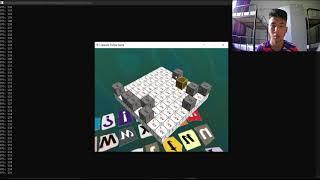 OpenGLPuzzleGame Final Exam CG…