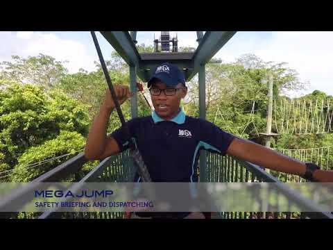 Mega Adventure - Singapore: Join us as a Blue Monkey