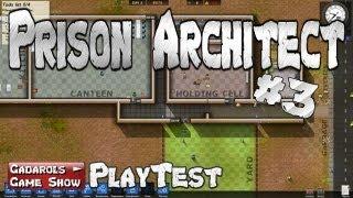Prison Architect #03 Der Gefängnis Simulator und Manager deutsch HD
