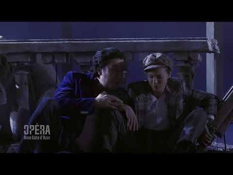 Jesus Leon - Romeo et Juliette - Opera de Nice - teaser
