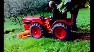 ciągnik ogrodniczy VALPADANA