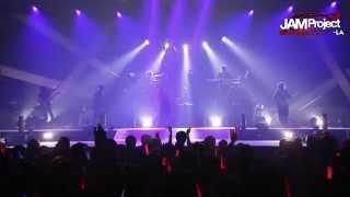 「Amor ~To aru otoko no monogatari~」 JAM Project ~THUMB RISE AGAIN LIVE TOUR~ Sub. Español