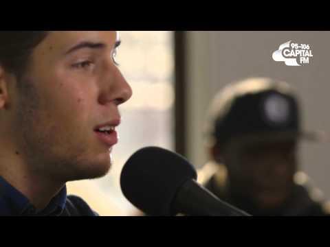 Nick Jonas - 'Wilderness' (Capital Session)