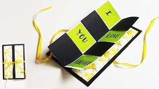 Simple Handmade Birthday Cards For Best Friends Diy Greeting Cards Ideas Birthday Greeting Cards Youtube