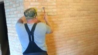 Как из обычного кирпича сделать клинкер(, 2016-06-09T03:02:54.000Z)