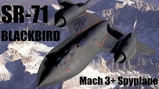 SR-71 Blackbird - U.S. Air Force - 1979 - Beautiful Flight Video - SR71 [HD]