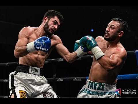RCC Boxing | Жесткий бой | Фазлиддин Гаибназаров, Узбекистан Vs Манук Диланян, Армения | Полный бой