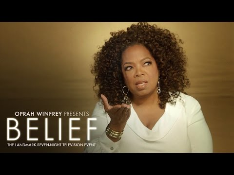 Oprah: 'There Is An Energy to Everything In Existence' | Bel