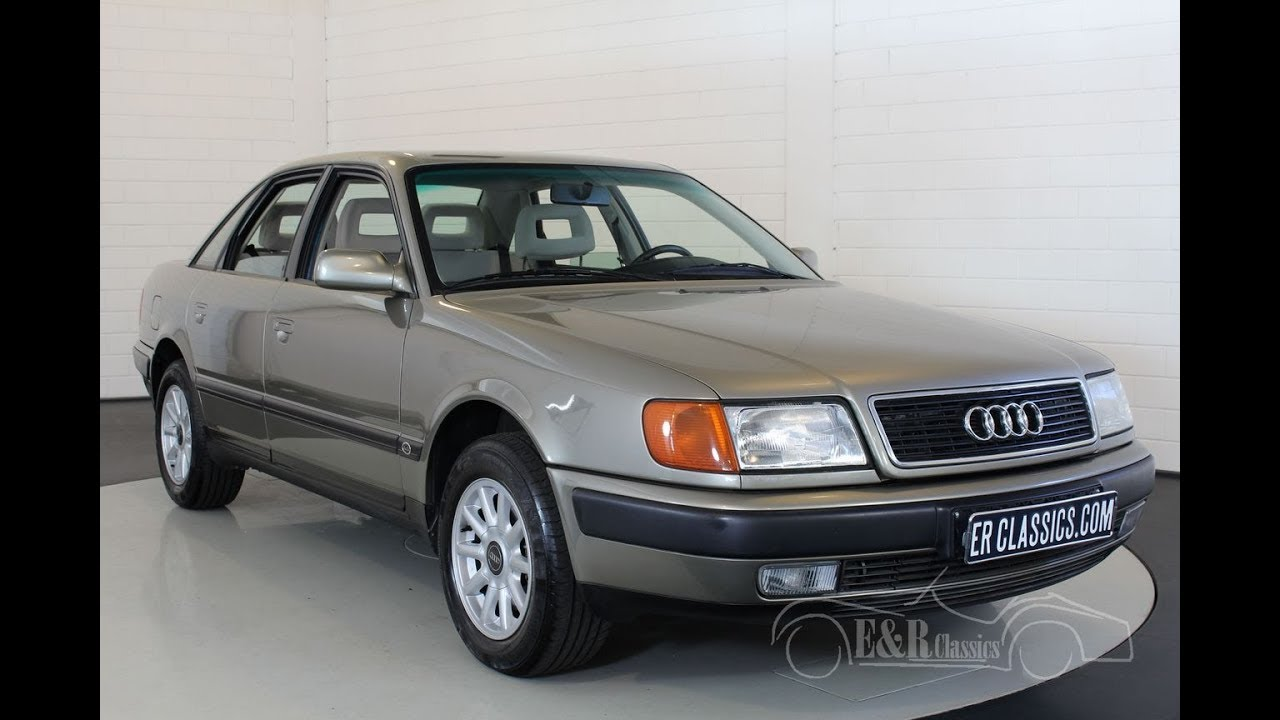 Garage Audi Lille Audi 100 2 8 V6 1991 Video Erclassics