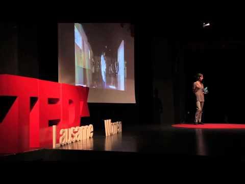 Investigative Data Journalism | Marie Parvex | TEDxLausanneWomen