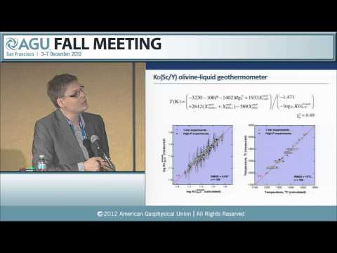 MR22A.* All About Olivine! II - 2012 AGU Fall Meeting