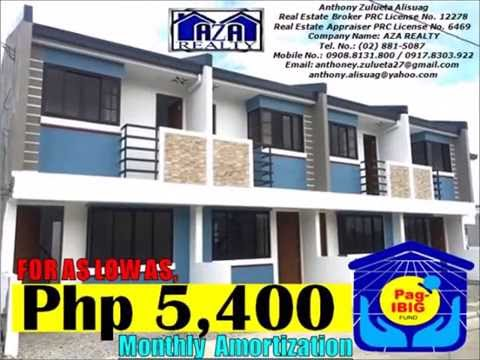 """""""Annalisa Model with TERRACE TWO-STOREY TOWNHOUSE Villa Annapolis"""""""