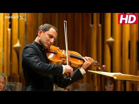 François-Xavier Roth and Antoine Tamestit - Bela Bartók: Concerto for Viola and Orchestra, Sz. 120