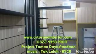Kitchen Set Surabaya Sidoarjo 0822 4433 1900