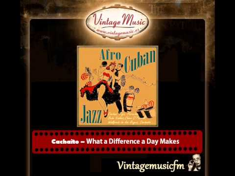 Cachaìto – What a Difference a Day Makes (Perlas Cubanas)