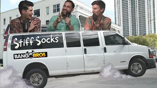 LIVE from the Bang Bus | Stiff Socks Podcast Ep. 114
