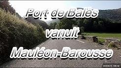Port de Balès vanuit Mauléon-Barousse Honda Varadero XL 1000 2019