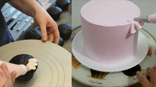 How To Make Chocolate Cake Decorating Videos 2018