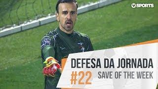 Defesa da Jornada (Liga 18/19 #22): Ricardo (Portimonense)