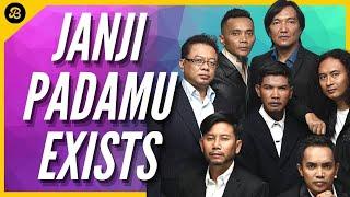 JANJI PADAMU, Vokal Padu Mamat di Konsert REUNION EXISTS Kuala Lumpur
