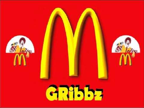 Mcdonalds Remix Rap - GRibbz
