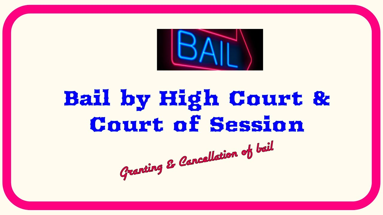 bail application in non bailable offence
