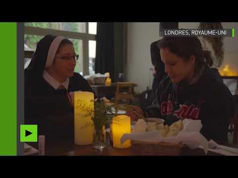 Londres : le premier café au monde ouvert par des religieuses