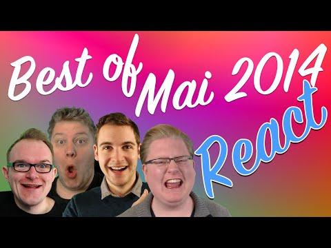 REACT: Best of Mai 2014