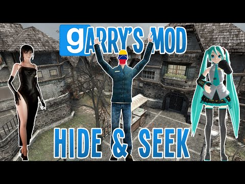 PARTY TIME WITH POL - Garrys Mod: Hide and Seek [FunTAGE]