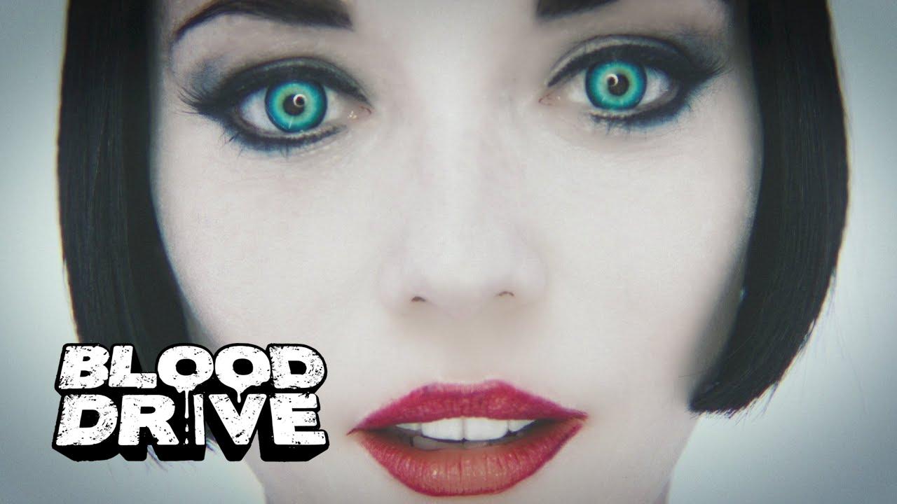 BLOOD DRIVE   Season 1: How To Be Human   SYFY - YouTube