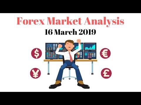 Forex Market Analysis 16 March 2019 - Trading Week Analysis