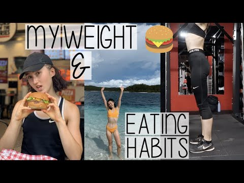 THE TRUTH ABOUT WEIGHT CHANGES, FOOD & BODY IMAGE (TRAVEL VLOG & GYM WORKOUT) | HOLLY GOES SOLO #030