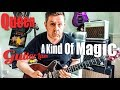 Queen - A Kind Of Magic - Guitar Lesson (Guitar Tab)