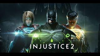 Injustice 2 - Alianzas Rotas -  Historia Completa 1080p