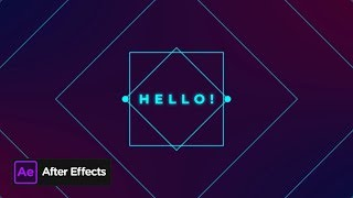 Free 2D Intro #60 | After Effects Template