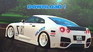 Nissan GTR 2012 Carbon (DOWNLOAD) - LFS