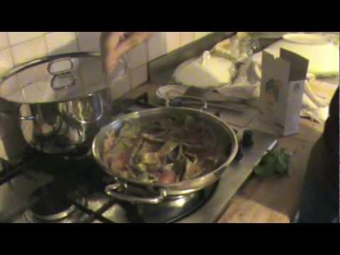 Bioexpress pasta con le youtube for Cucinare le taccole