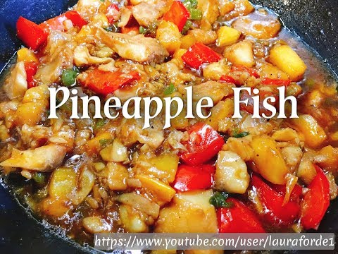 How To Make Pineapple Fish