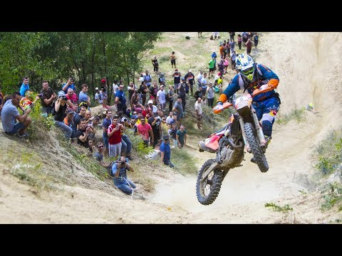 Heavy Rain and Rough Trails at Red Bull Romaniacs Day 3