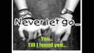 Till I Found You by Freestyle with Lyrics