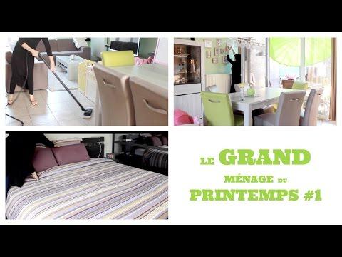 Le GRAND Ménage du Printemps (Ep.1 Chambres & Salon) | Muslim Queens by Mona