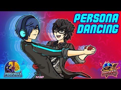 Persona Dancing Every Single Night