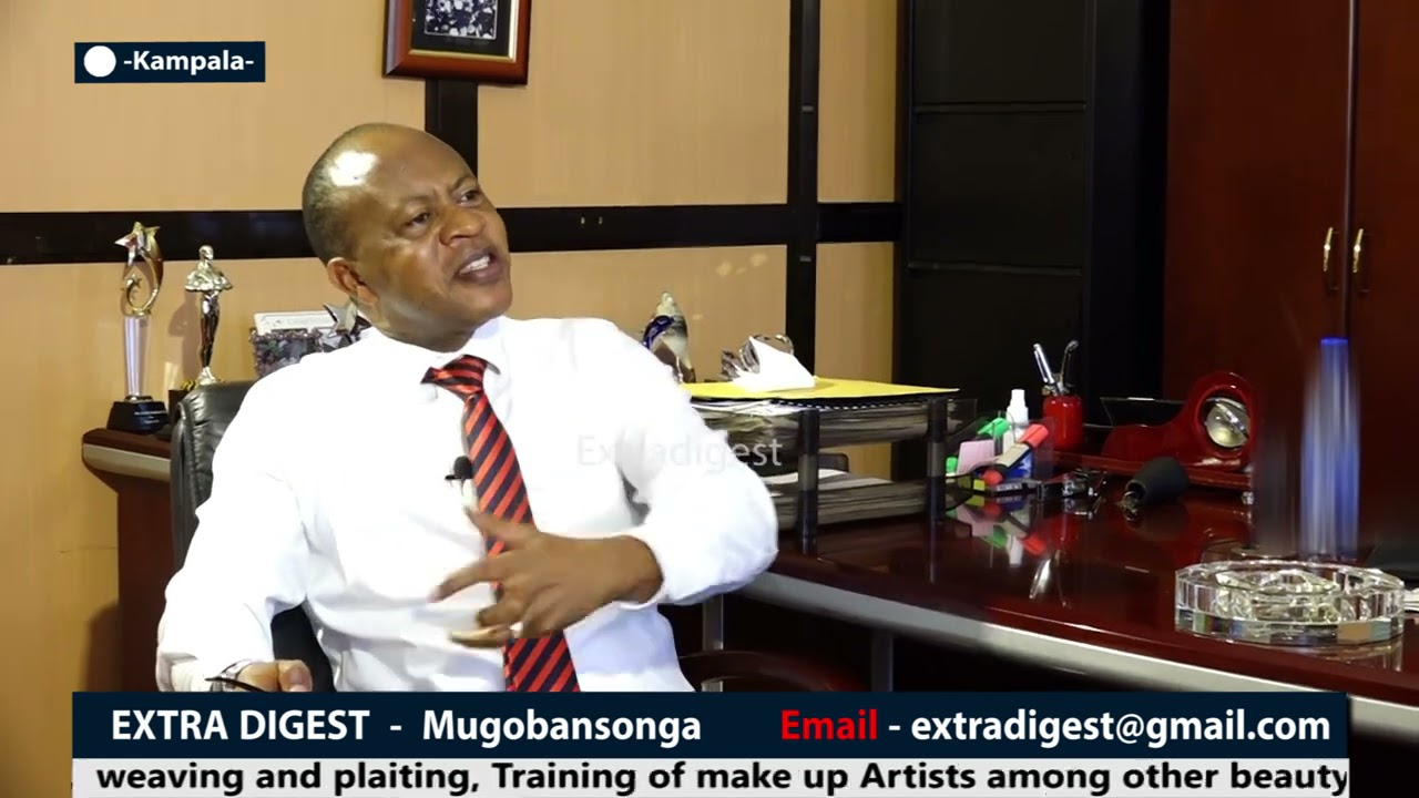 FRANK GASHUMBA (Pt one), Gov't should treat corruption how it is treating NUP activists #Extrad